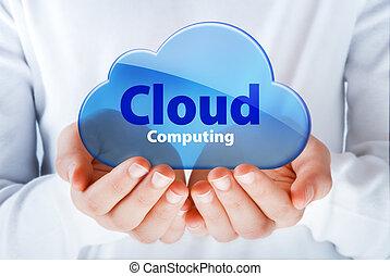 облако, вычисления