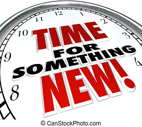 обновить, часы, обновить, что нибудь, время, новый, изменение