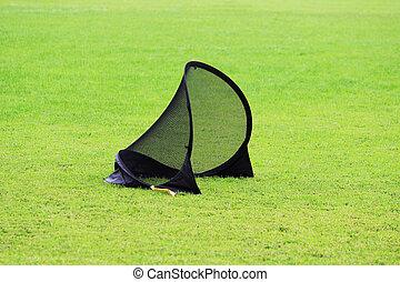 обучение, kids, футбол, газон, виды спорта, зеленый, стадион, маленький, ворота, трава