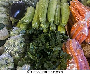 овощной, рынок