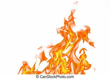 огонь, пламя
