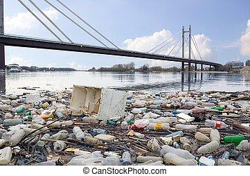 окружающая среда, грязный