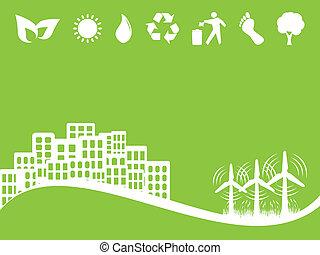 окружающая среда, eco, symbols