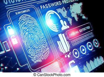 онлайн, безопасность, технологии