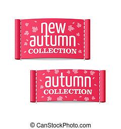 осень, новый, labels, коллекция