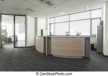 офис, прием