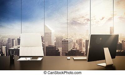 офис, управление