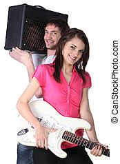 пара, musicians