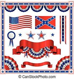 патриотический, американская