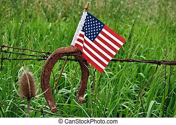 патриотический, выгон