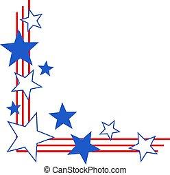 патриотический, граница