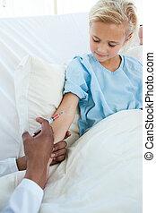 пациент, вакцина, получение