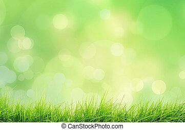 пейзаж, природа, трава