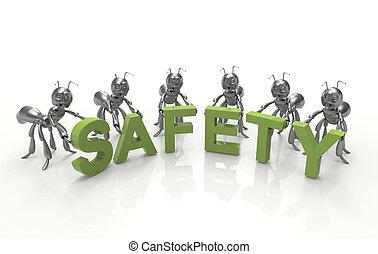 первый, безопасность