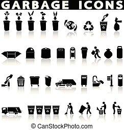 переработка, мусор