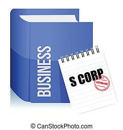 печать, корпорация, правовой, s, документ, утвержденный