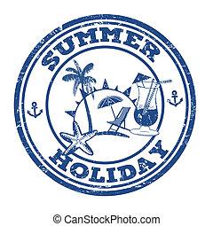 печать, лето, день отдыха