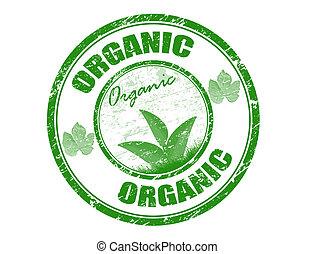 печать, органический