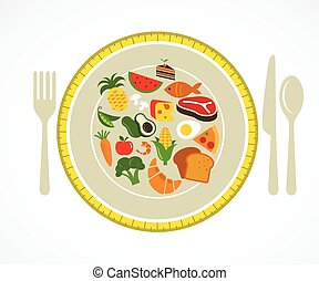 питание, пластина, здоровье