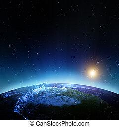 планета, земля