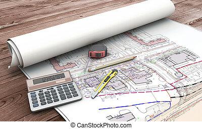 план, главная, инструменты, план, расширение