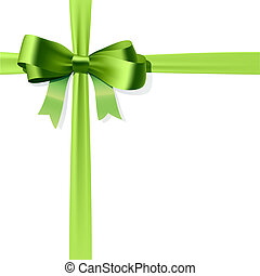 подарок, лук