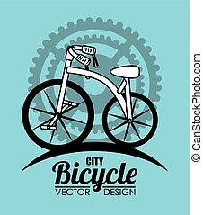 поездка, велосипед