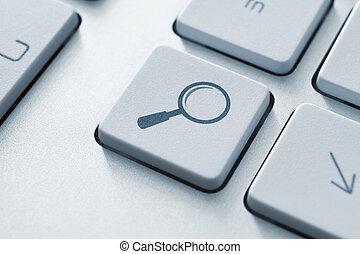 поиск, кнопка, клавиатура