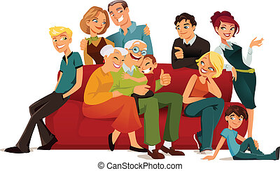 поколение, multi, семья