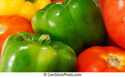помидоры, peppers