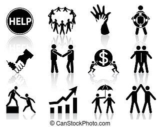 помогите, бизнес, icons