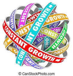 постоянная, получение, всегда, улучшение, лучше, рост, learning