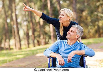 пострадавший, жена, возраст, середине, ходить, принятие, муж, любящий