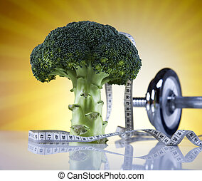потеря веса, фитнес
