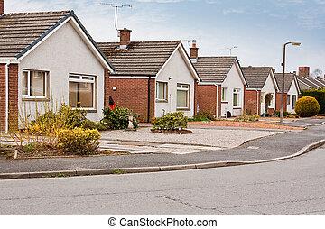 пригородный, bungalows, корпус, имущество