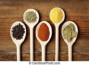приправа, питание, пряность, ingredients