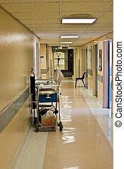 прихожая, больница