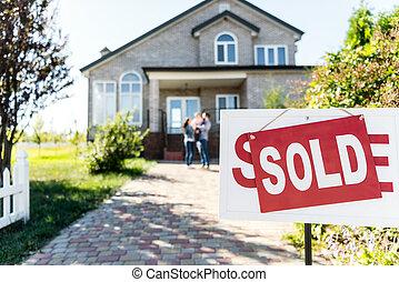 продан, дом
