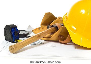 промышленность, строительство