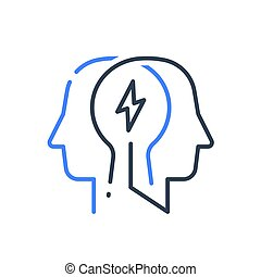 психология, психотерапия, неврология, познавательный, человек, глава, концепция, или, profile