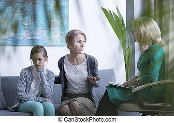 психотерапевт, visiting