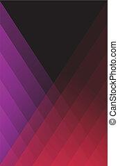 пурпурный, современное, красный, задний план