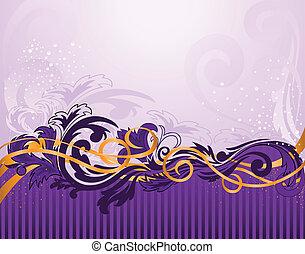 пурпурный, шаблон, stripes, горизонтальный