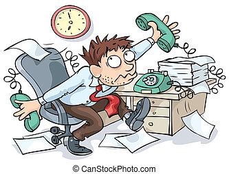 работник, офис