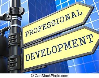 разработка, профессиональный, concept., sign., бизнес