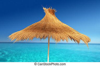 расслабиться, пляж