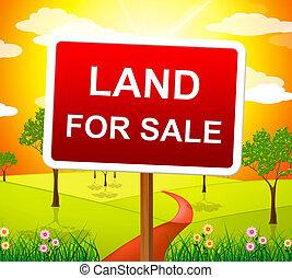 реальный, represents, земельные участки, имущество, покупка, продажа, агент