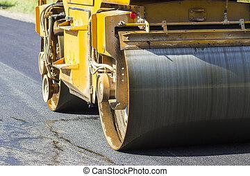 ремонт, строительство, шоссе