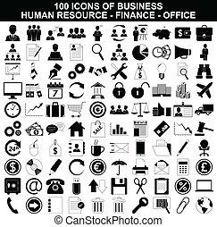 ресурс, задавать, финансы, офис, icons, бизнес, человек