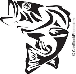 рыба, значок